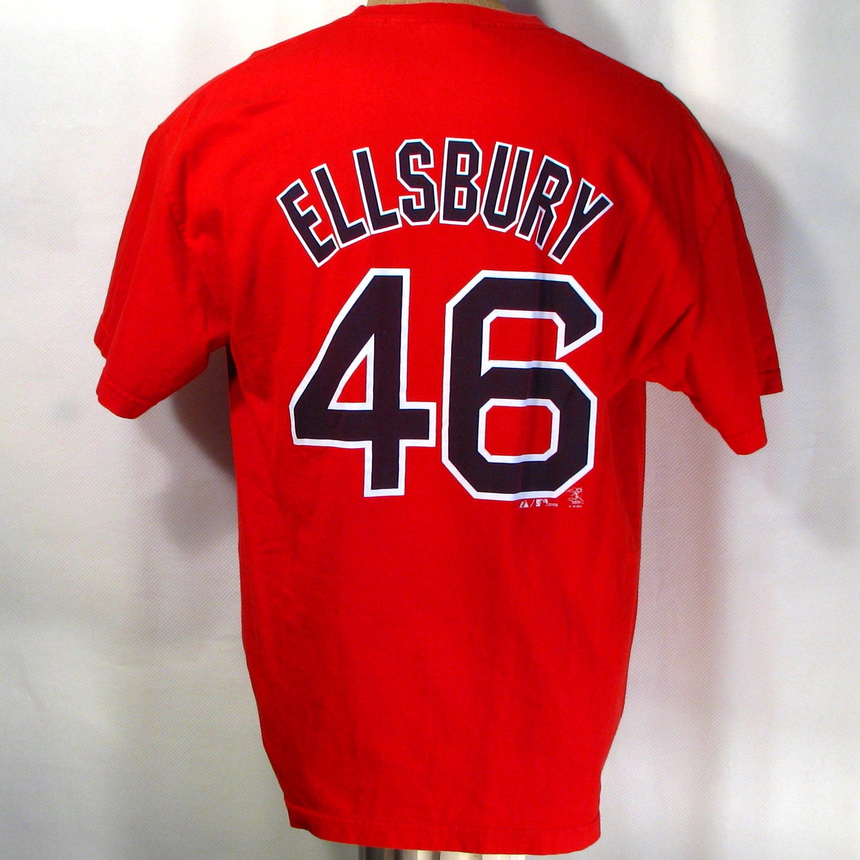 Boston Red Sox Ellsbury #46 T-Shirt