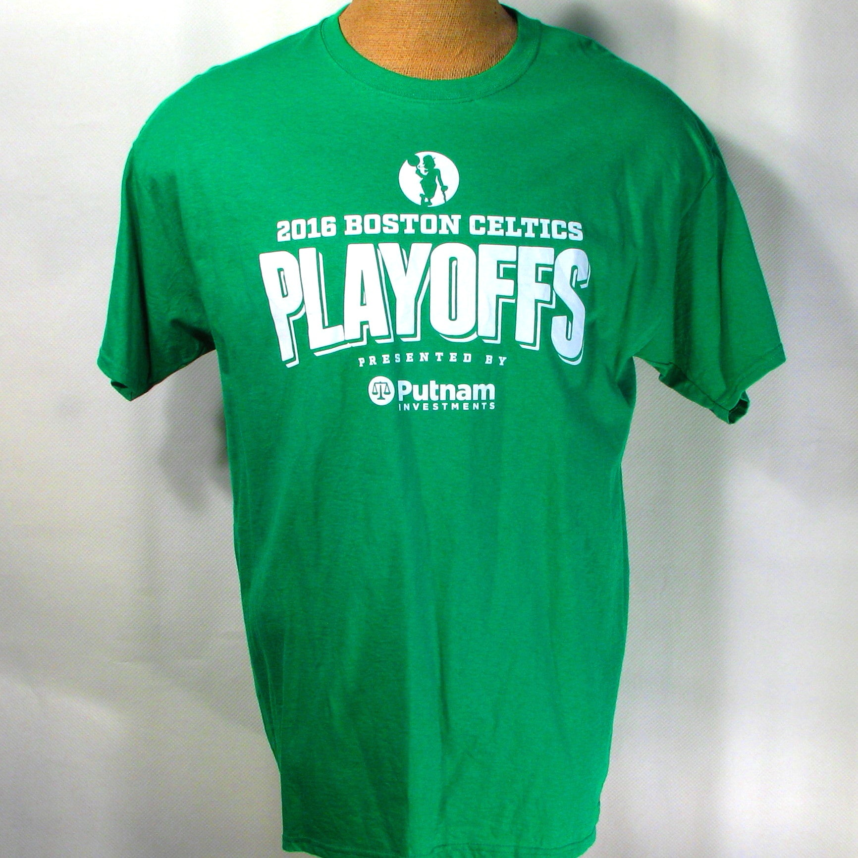 Boston Celtics 2016 Playoffs T-Shirt