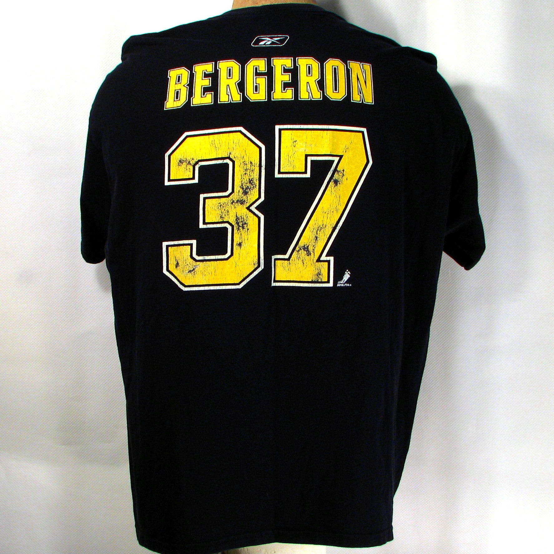 Boston Bruins Bergeron # 37 T-Shirt