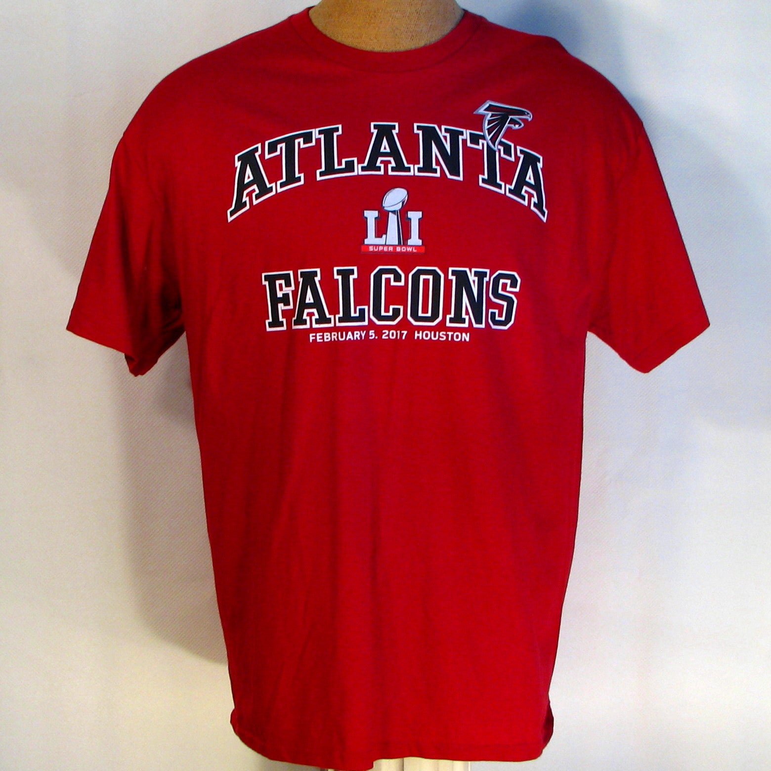 Atlanta Falcons Superbowl LII T-Shirt