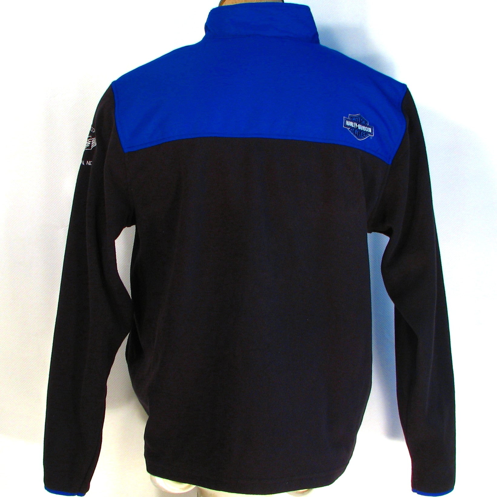 Harley Davidson Fleece Jacket