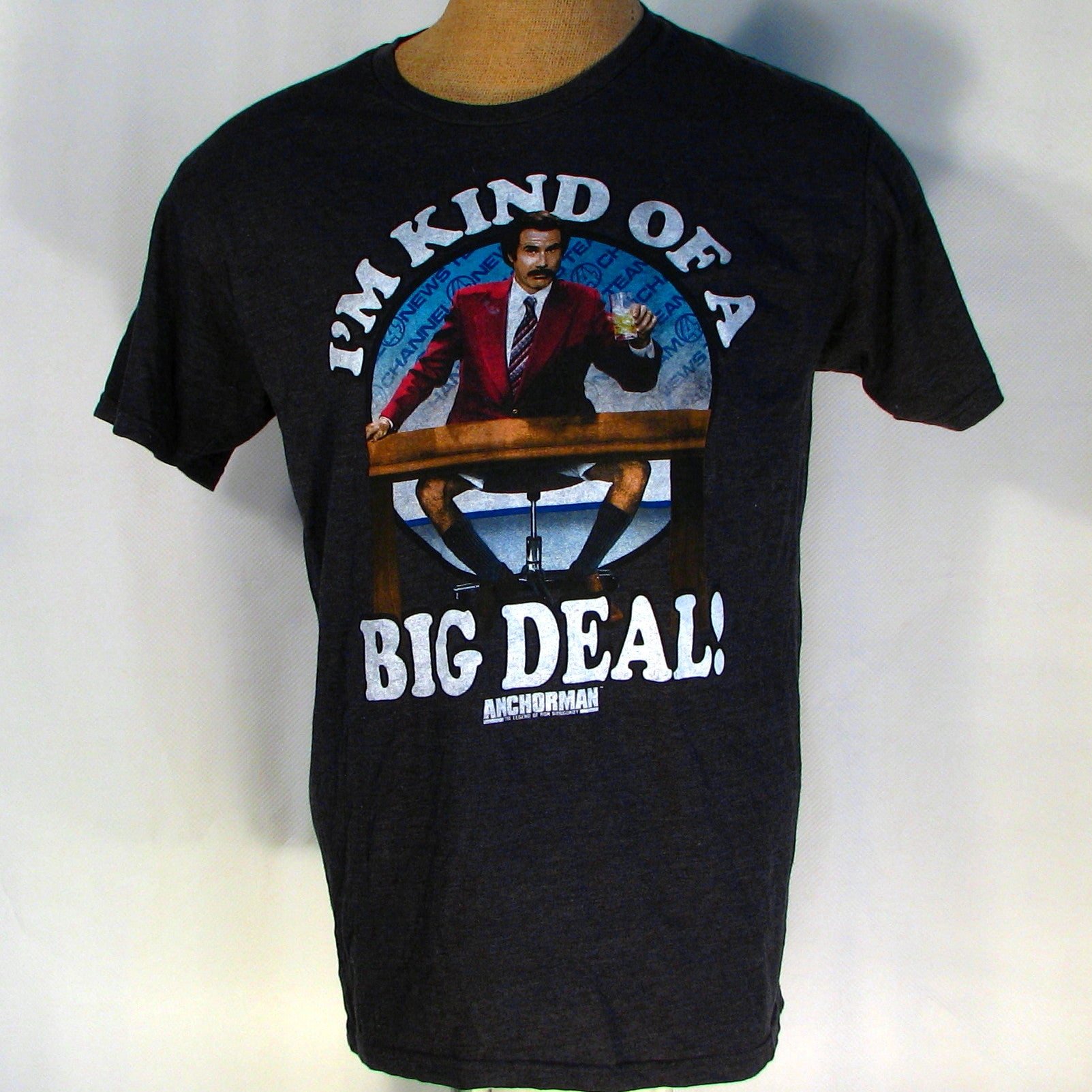 I'm Kind of a Big Deal Anchorman T-Shirt