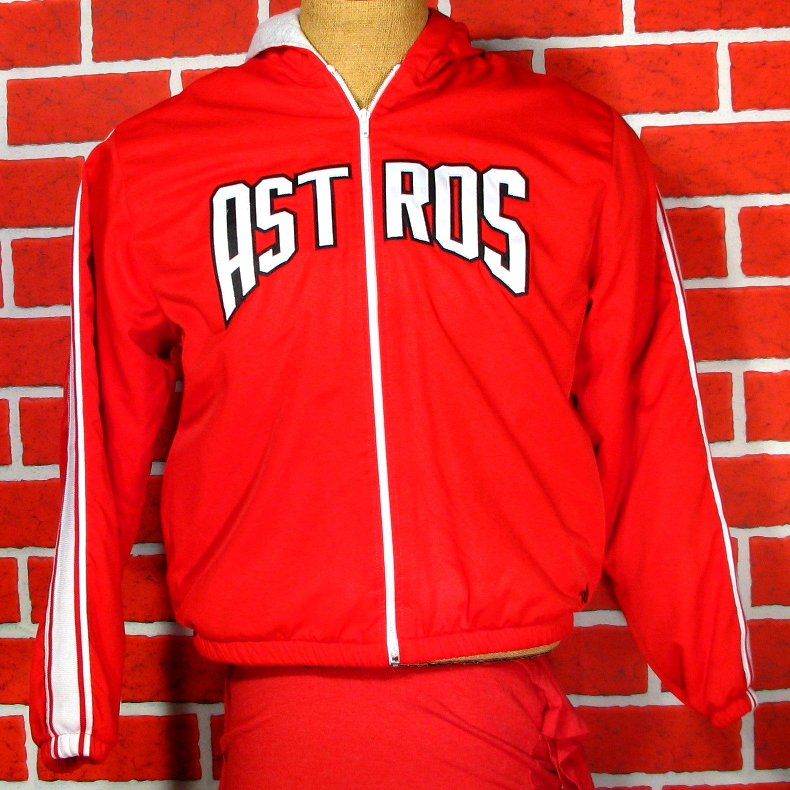 Astros Hooded Jacket