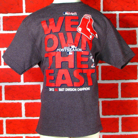 Boston Red Sox 2013 We Own the East T-shirt Youth