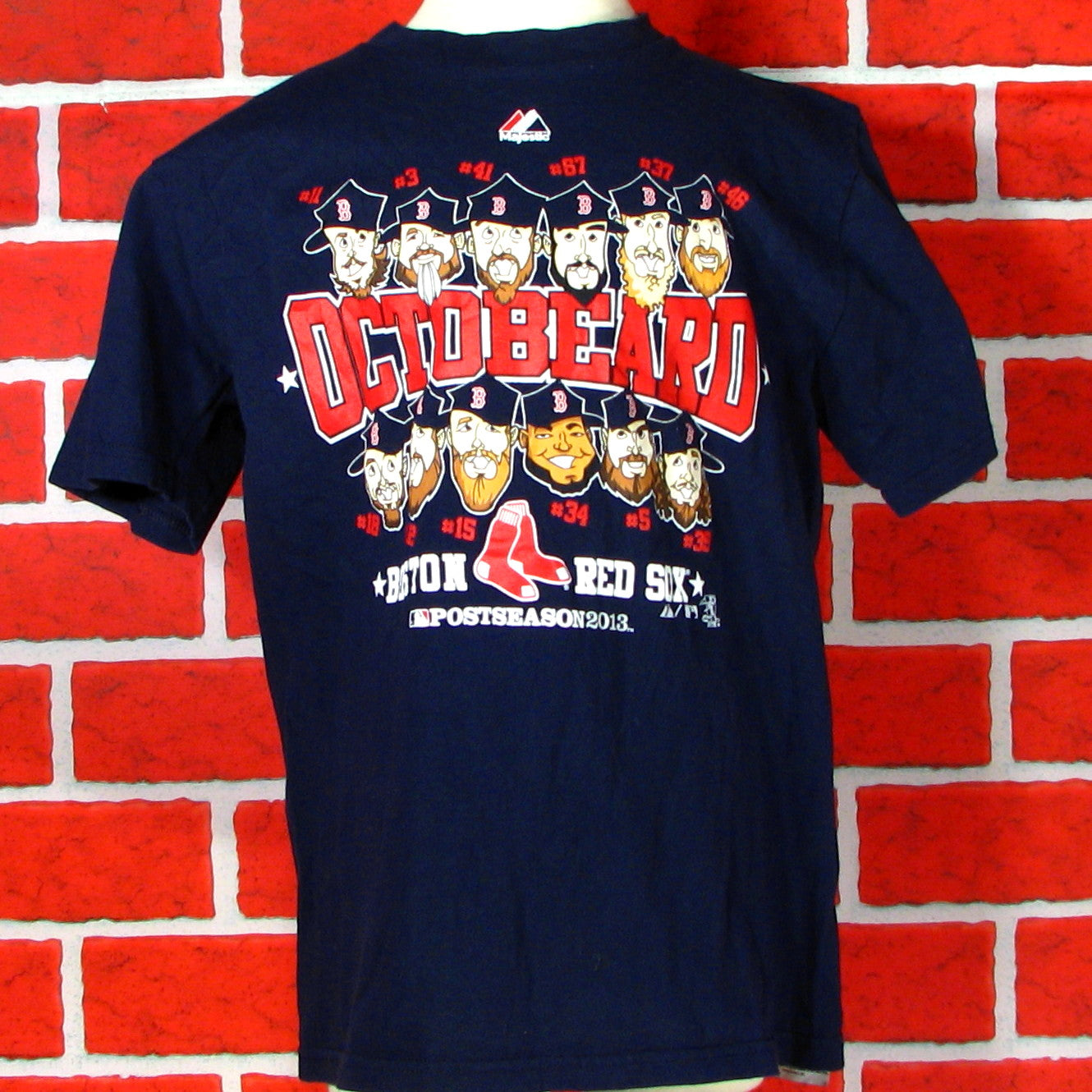 Boston Red Sox Octobeard 2013 T-Shirt Youth