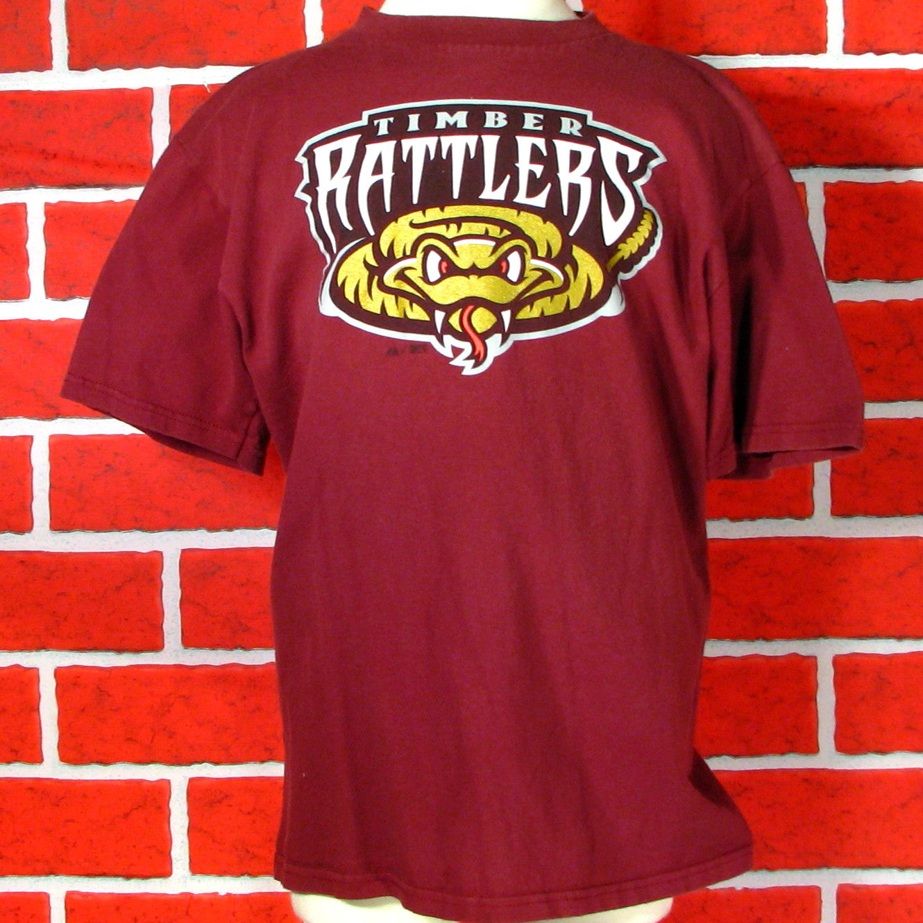 Timber Rattlers Austin #8 T-Shirt Youth