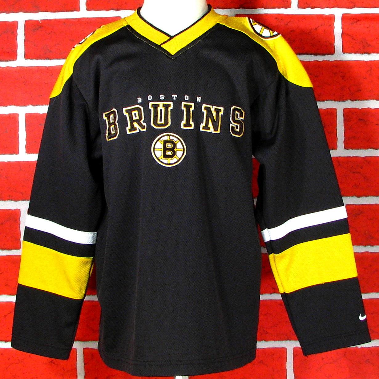 Boston Bruins Jersey Youth