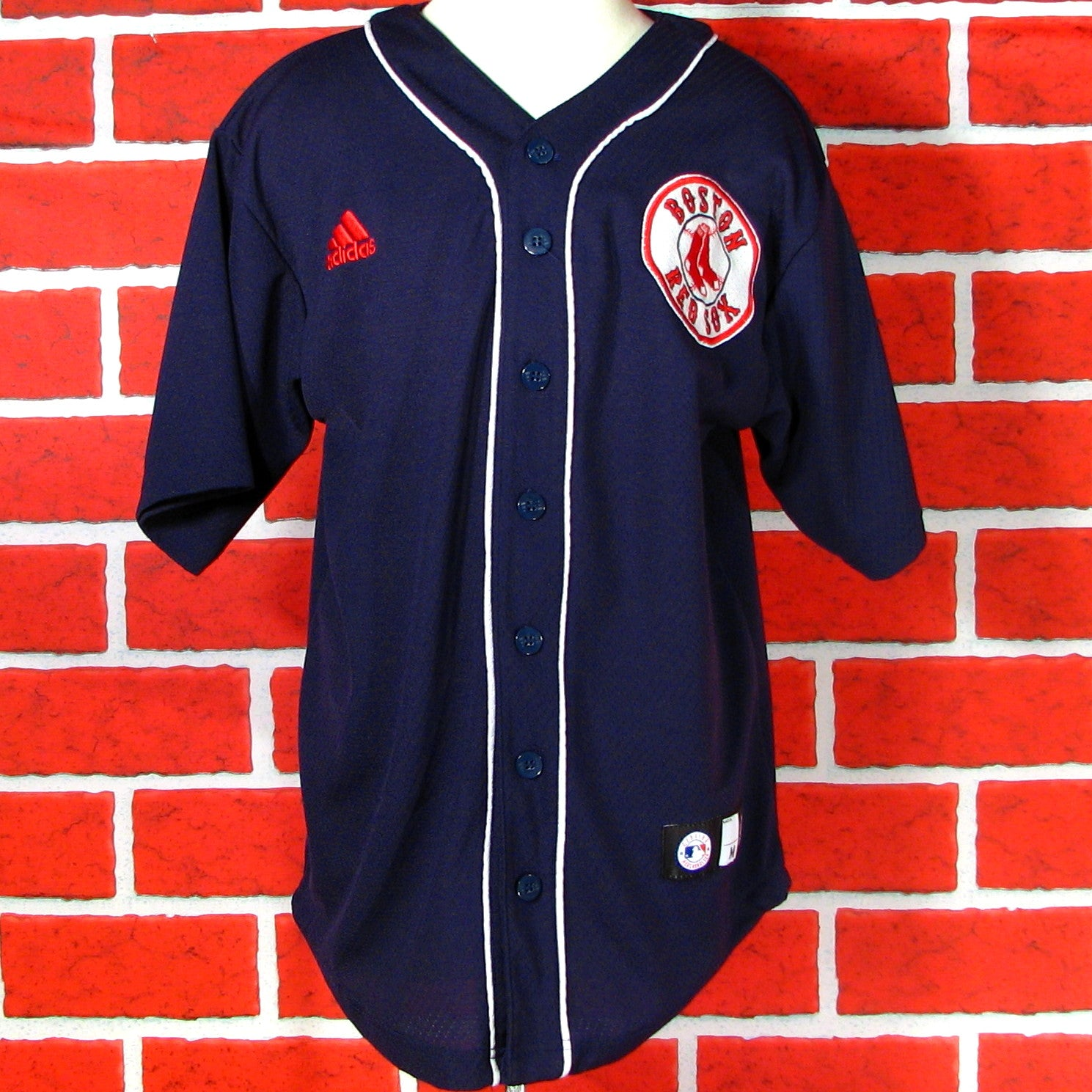 purchase cheap 3c660 4ce37 Boston Red Sox Pedroia # 15 Jersey Youth