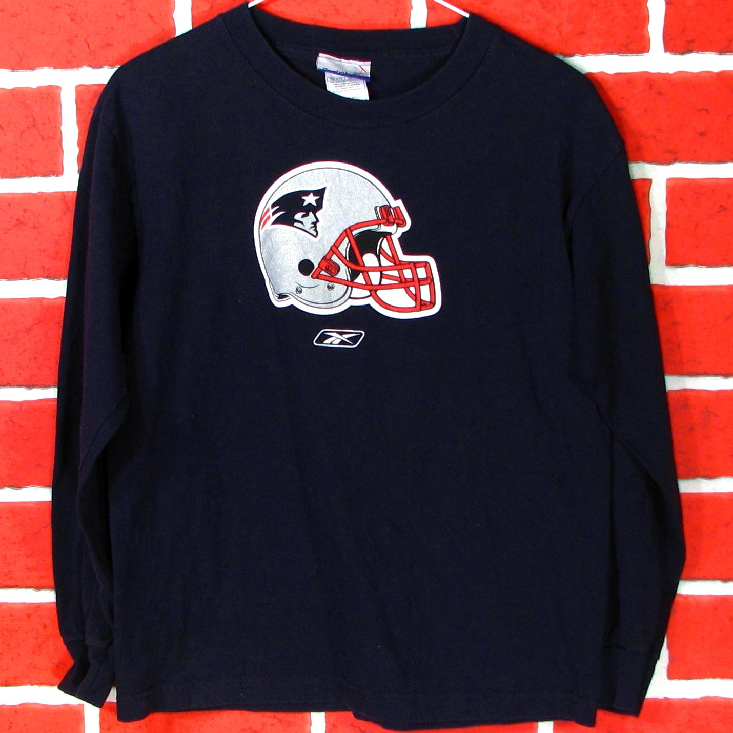 New England Patriots Long Sleeve T-Shirt Youth