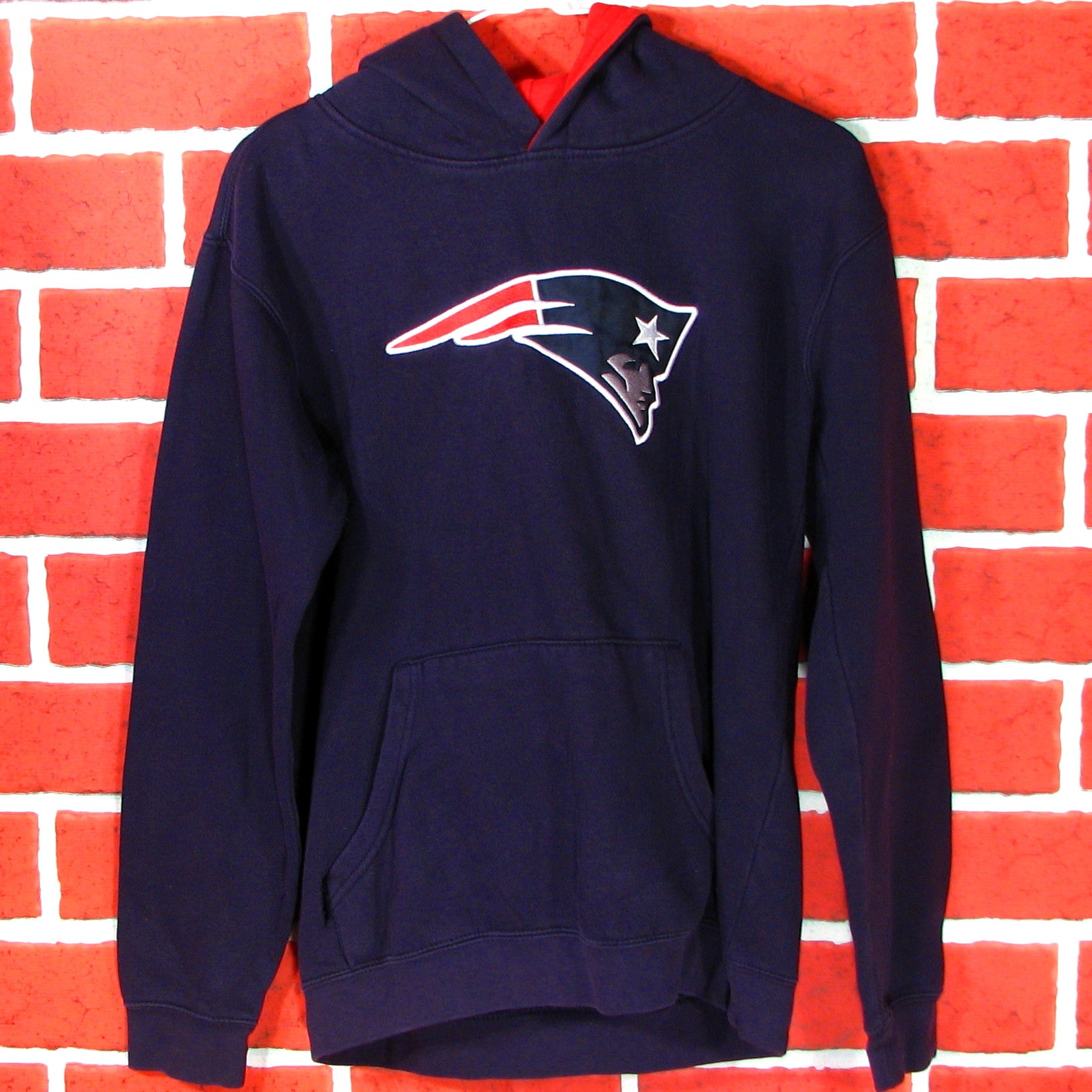 New England Patriots Hoodie Youth