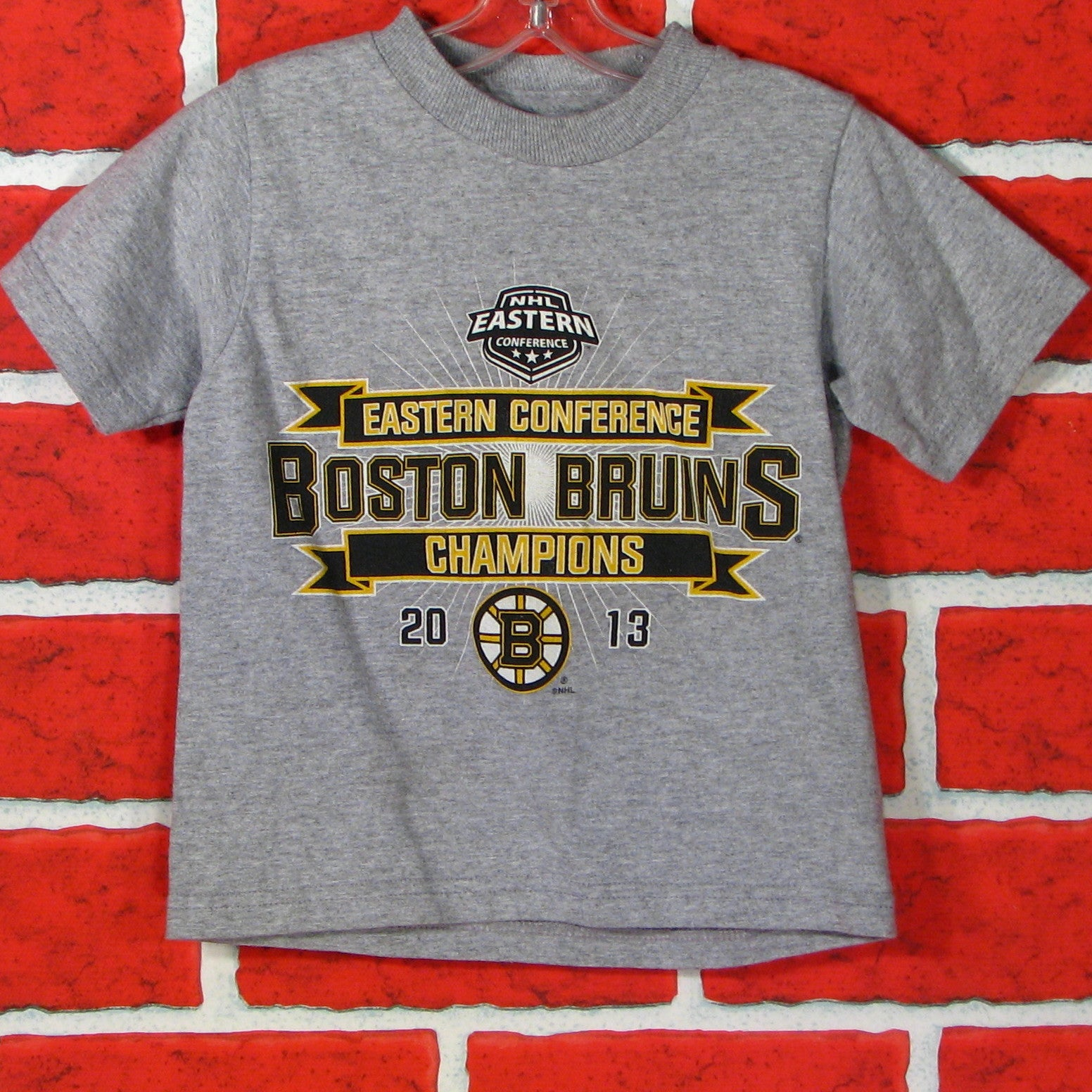 Boston Bruins 2013 Eastern Conference Champions T-Shirt Toddler