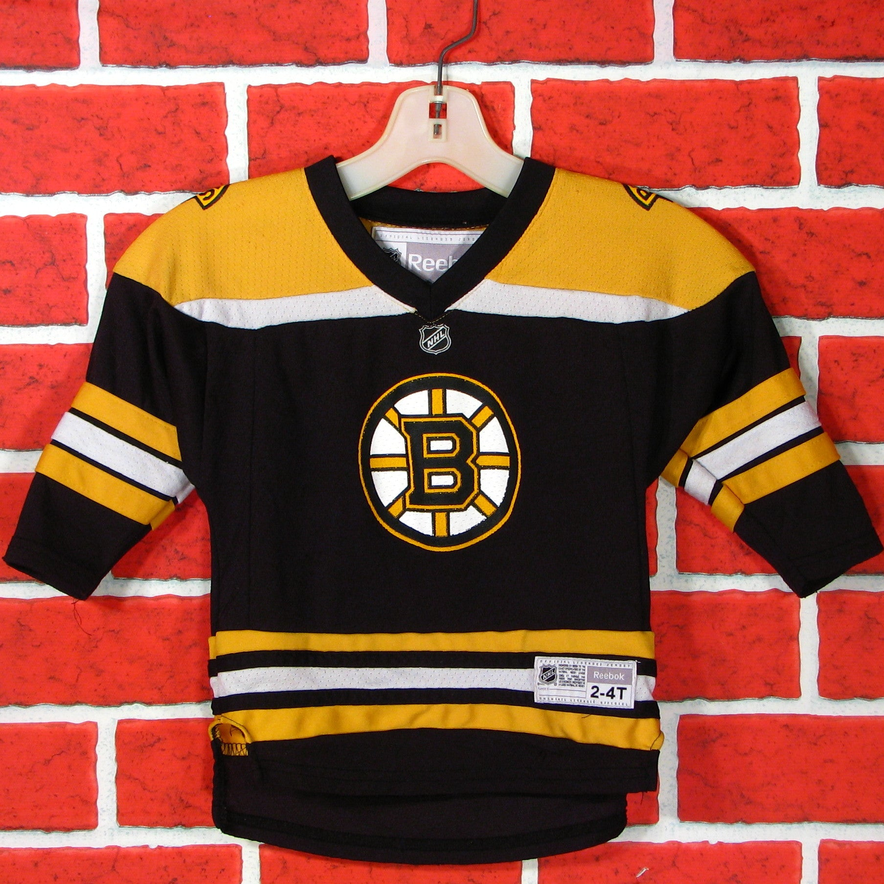 newest ed414 6dbbe Boston Bruins Chara # 33 Jersey Toddler