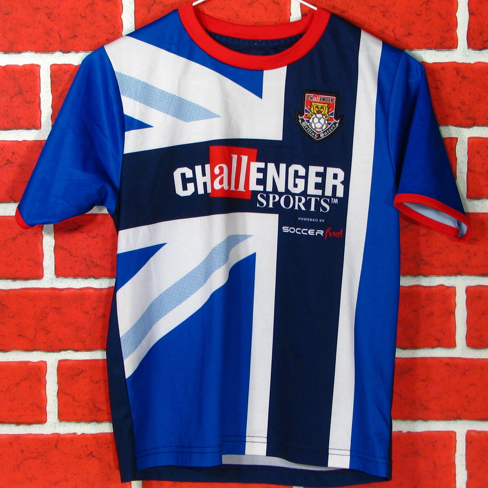 Challenger Sports Soccer T-Shirt Youth