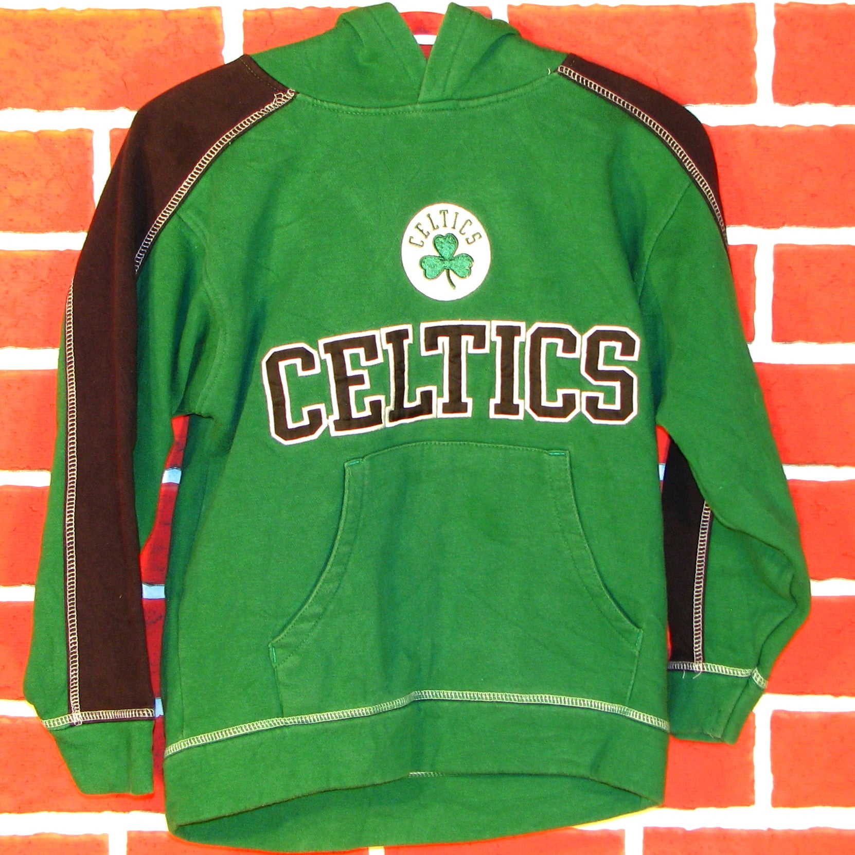 Boston Celtics Hoodie Youth