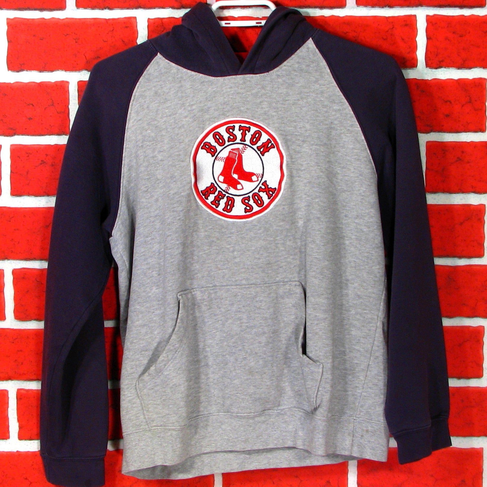 detailing eec44 0f005 Boston Red Sox Hoodie Mens/Youth