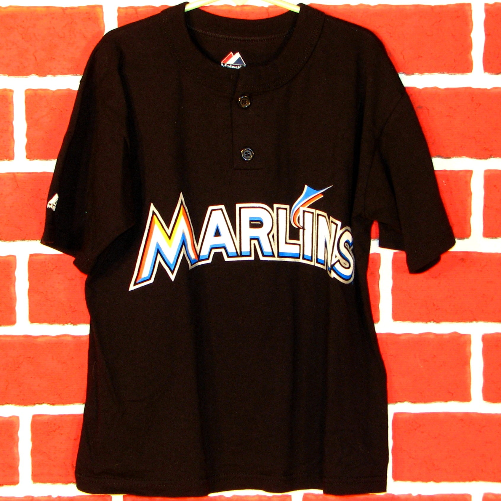 Miami Marlins Castillo # 1 Jersey Youth