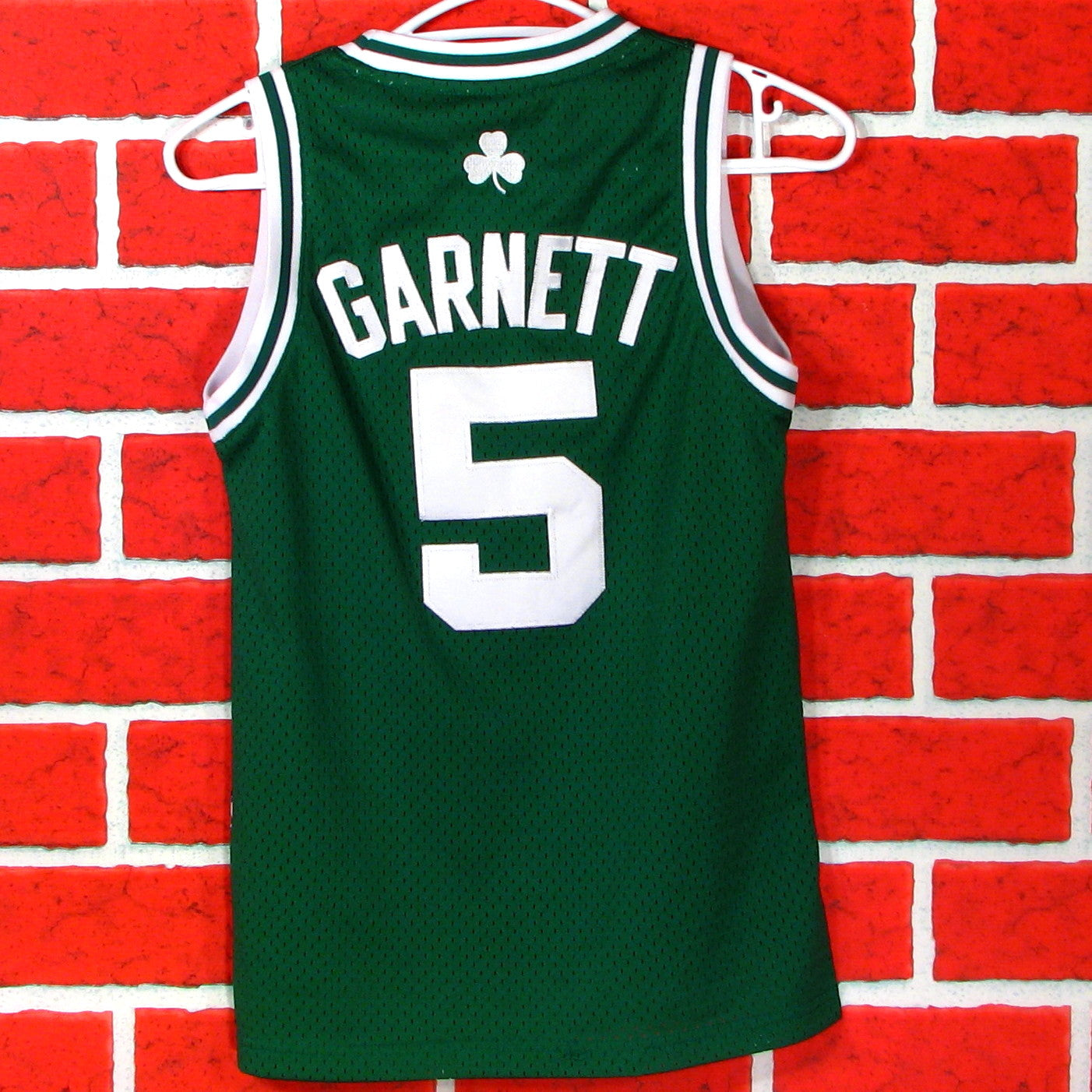 Boston Celtics Garnett # 5 Jersey Youth