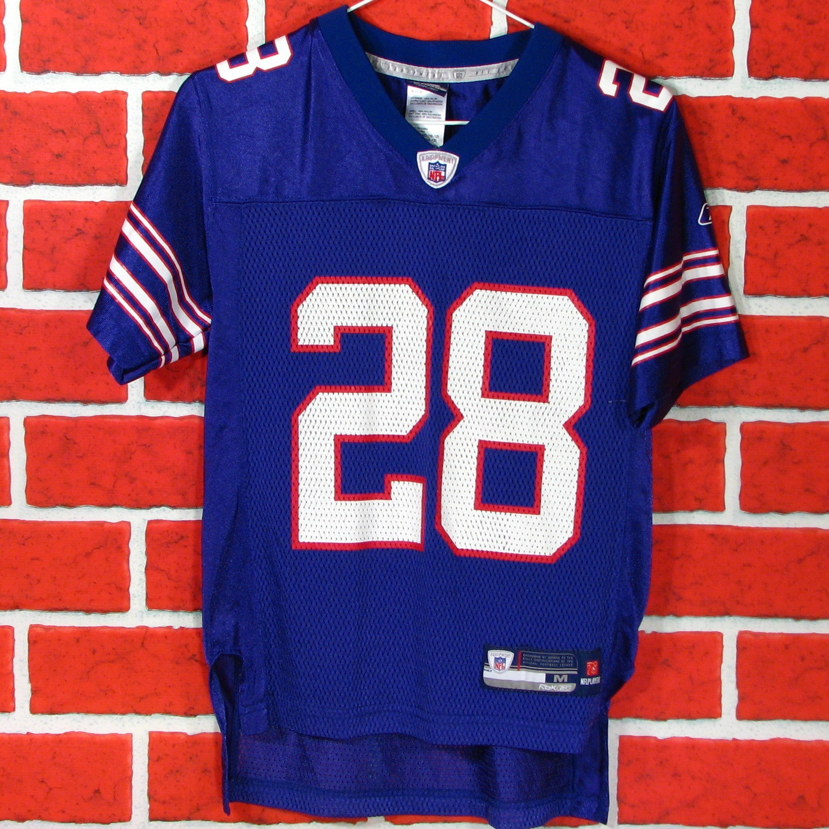 Buffalo Bills Spiller # 28 Jersey Youth
