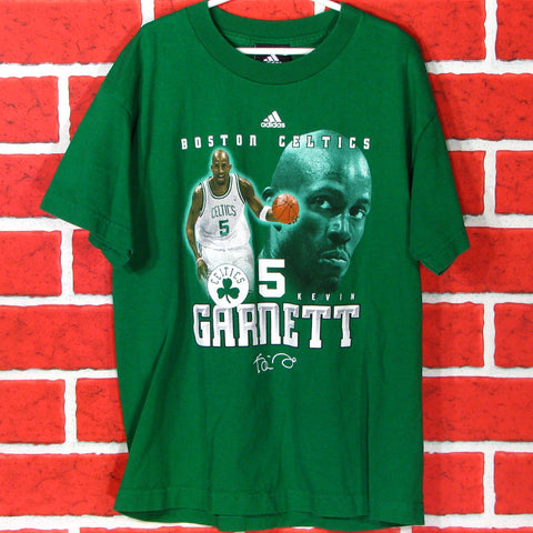 Boston Celtics Garnett # 5 T-Shirt Youth