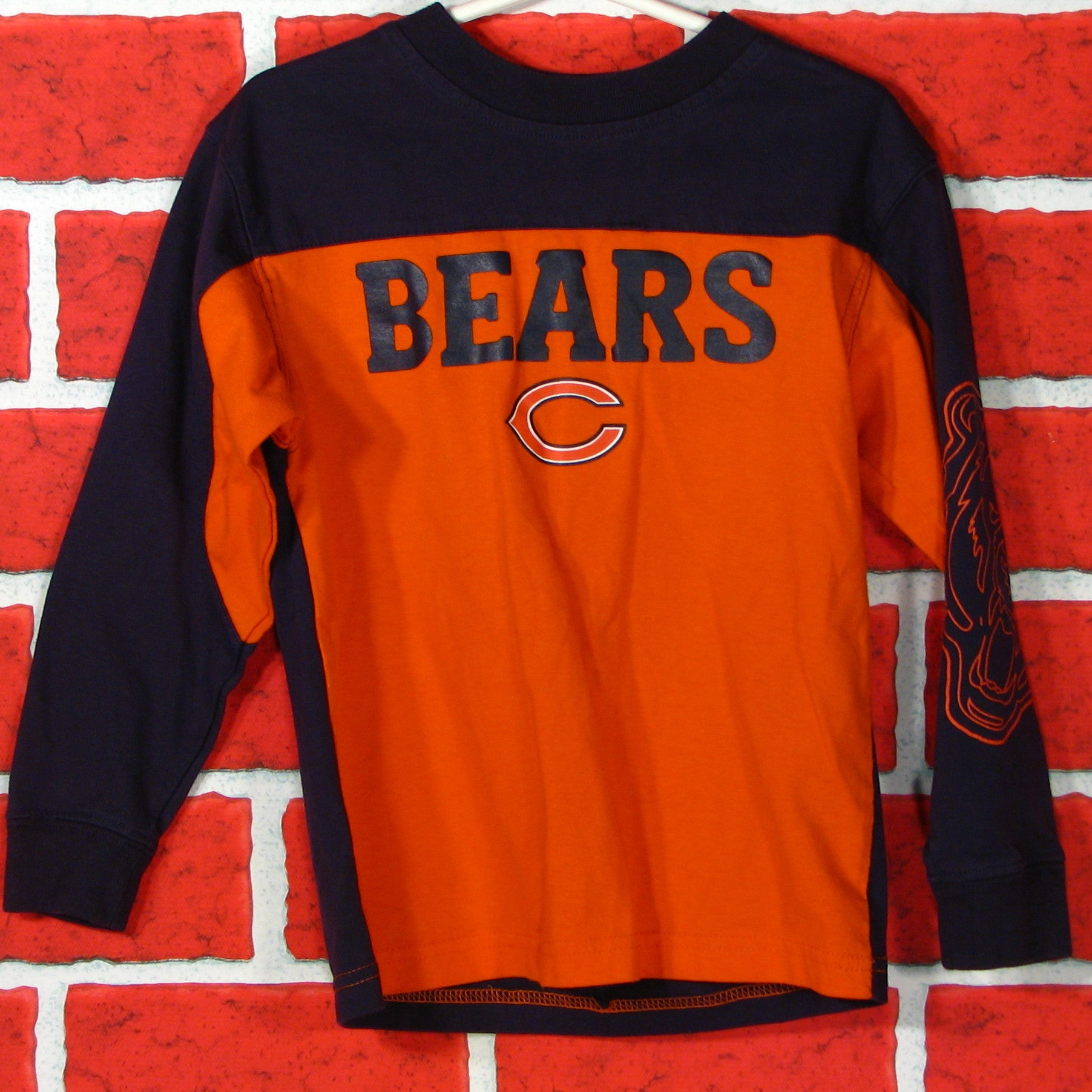 Chicago Bears Long Sleeve T-Shirt Toddler