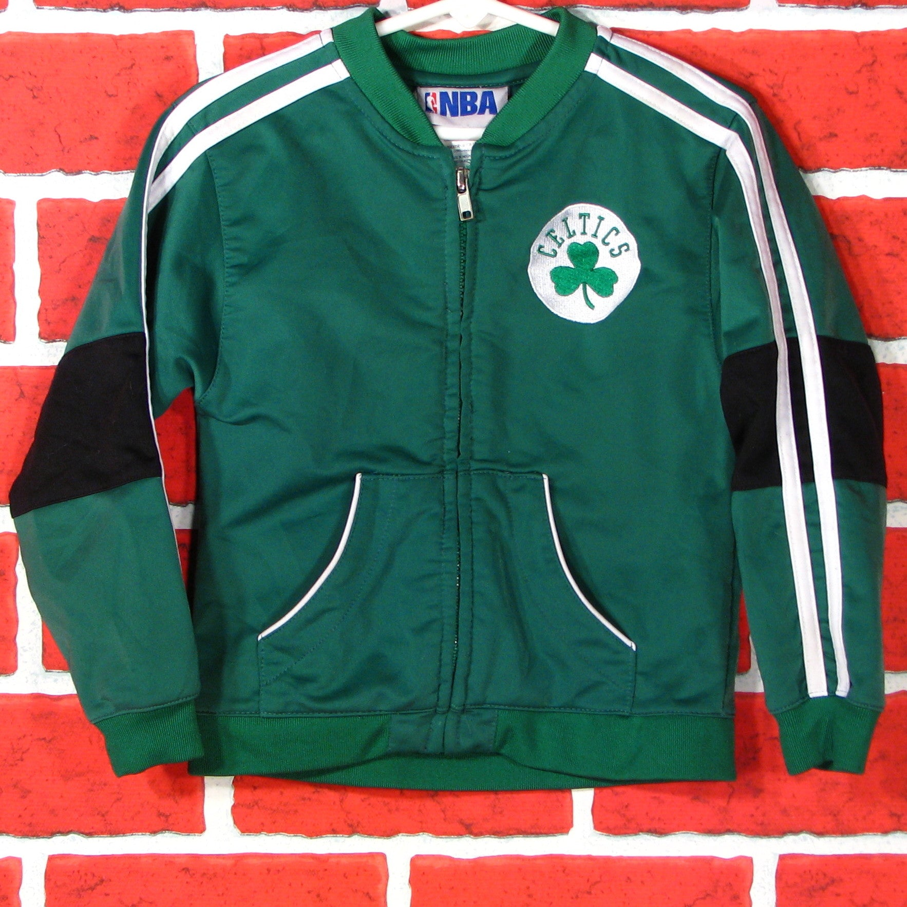 Boston Celtics Jacket Toddler