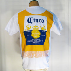 Cinco cerveza mas fina Beer T-Shirt