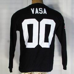 New England Patriots Vasa #00 Long Sleeve T-Shirt