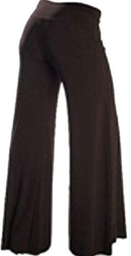 Microfiber Palazzo Pants for Belly Dance Costume, Practice, Casual Wear
