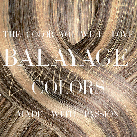 EXTENSIONS BALAYAGES