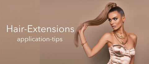 Hair-extensions-application-tips