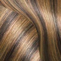 BALAYAGE - Light Natural Brown & Salty Caramel