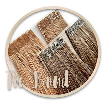 Pre-Bonding Tip Extensions