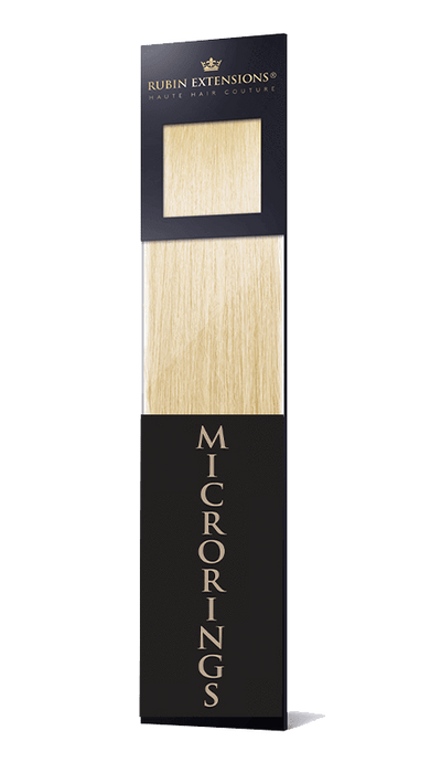 PRO DELUXE LINE Golden Queen Microring Hair Extensions