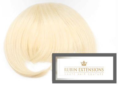 Clip-in FRINGE Golden Queen Hair Extensions