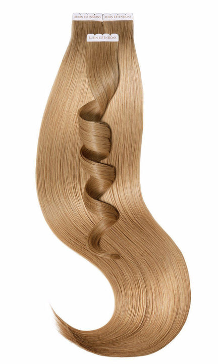Rubin Extensions USA Salty Caramel Tape-in Human Hair Extensions