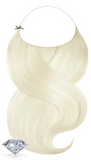 One Piece Halo Hair Extensions USA