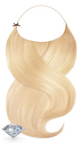 PURE DIAMONDS LINE Honey Blonde One Piece Human Hair Extensions