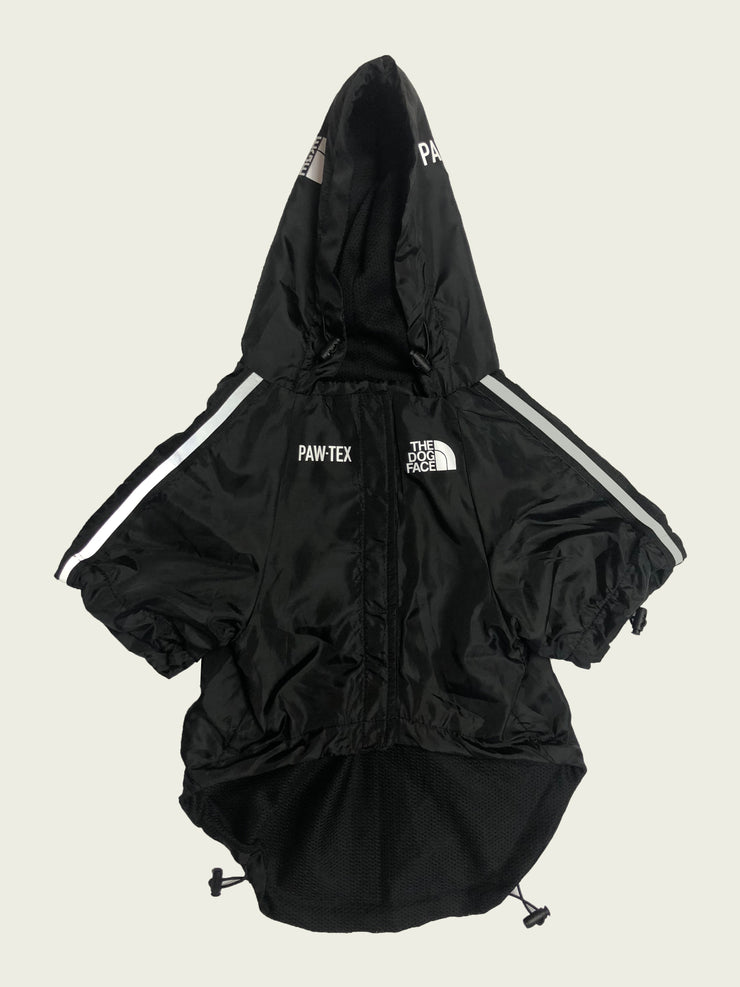 <h4>Expawdition Windbreaker Black</h4>