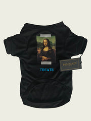 <h4>Bona Lisa Tee Black</h4>