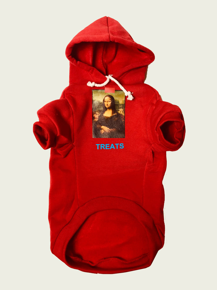 <h4>Bona Lisa Hoodie</h4> <p><h7>More Colors Available</p></h7>