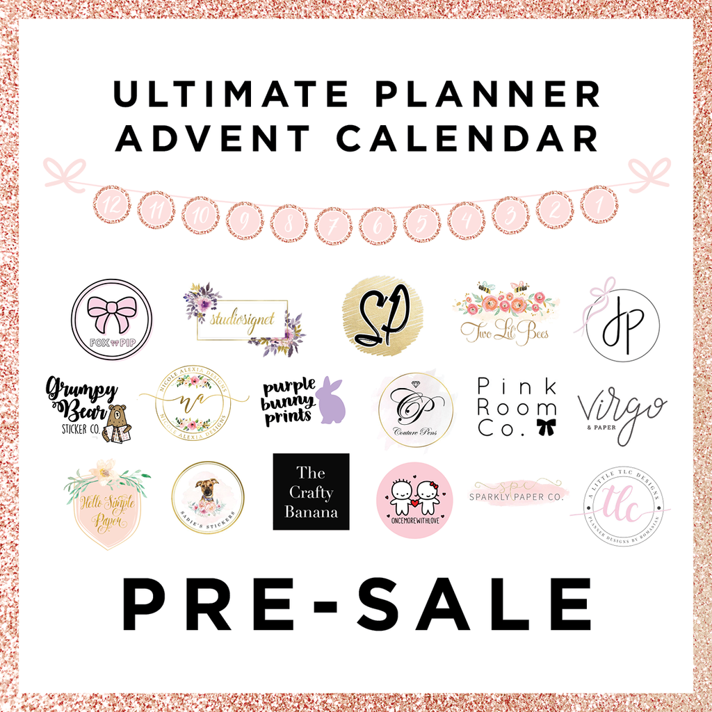Ultimate Planner Advent Calendar