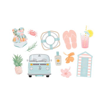 Beach Babe | Die Cuts