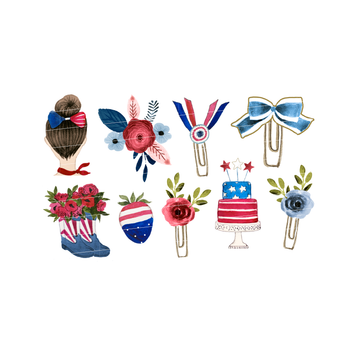 Star Spangled | Die Cuts