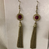 Prima Sari Earrings