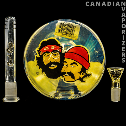 Cheech & Chong Glass 16