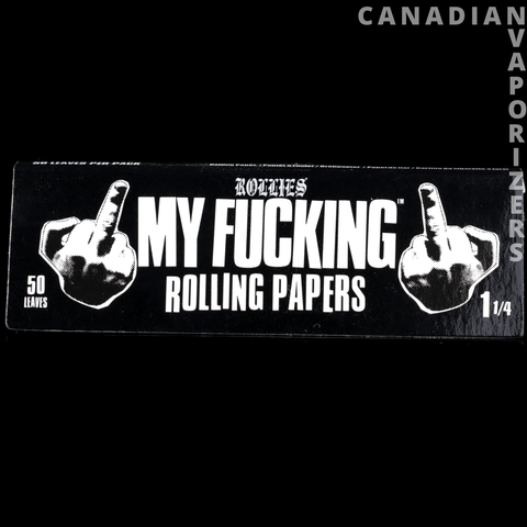 My F*cking Rolling Papers  1¼
