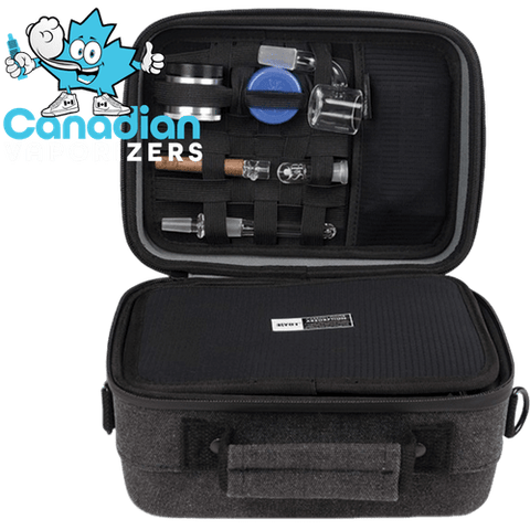 4.0L Safe Case with SmellSafe Technology Black By Ryot