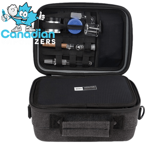 4.0L Safe Case with SmellSafe Technology Black By Ryot, Herb Accessories - Canadian Vaporizers