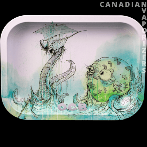 Small & Large | Sea Monster OCB Rolling Tray