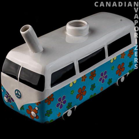 Vintage Bus Ceramic Pipe